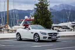 Mercedes SLK 250 1.8 автомат кабриолет : Бечичи, Черногория