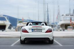 Mercedes SLK 250 1.8 автомат кабриолет : Будванская ривьера, Черногория