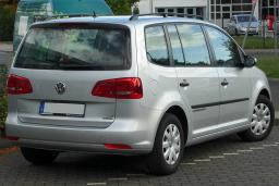 Volkswagen Touran 1.6 автомат : Будванская ривьера, Черногория