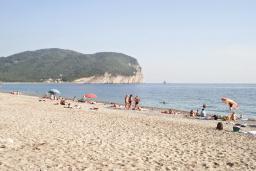 Ближайший пляж. BUDS в Булярице