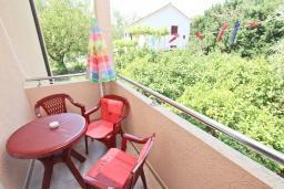 Балкон. Будванская ривьера, Черногория, Булярица : Студия в Булярице с балконом