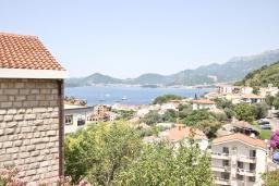 Вид на море. Будванская ривьера, Черногория, Святой Стефан : Студия для 2 человек, с балконом с видом на море