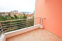 Балкон. Рафаиловичи, Черногория, Рафаиловичи : Студия с балконом c видом на море