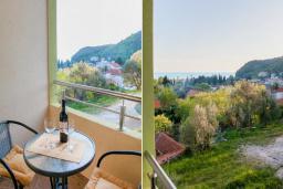 Балкон. Будванская ривьера, Черногория, Булярица : Двухместный номер-студио Комфорт с балконом