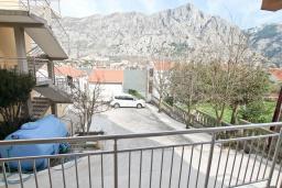 Боко-Которская бухта, Черногория, Муо : Уютная трехместная студия в 30 метрах от пляжа, с террасой и видом на море