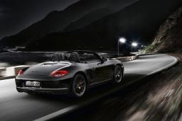Porsche Boxster 285 л.с. 2.9 автомат : Боко-Которская бухта, Черногория