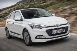 Hyundai i20 1.4 автомат : Будванская ривьера, Черногория