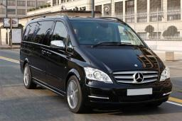 Mercedes Viano CDI 2.2 автомат : Бечичи, Черногория