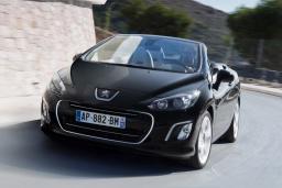Peugeot 308 CC 1.6 автомат кабриолет : Бечичи, Черногория