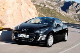 Peugeot 308 CC 1.6 автомат кабриолет : Будванская ривьера, Черногория