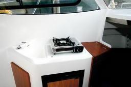 Моторная яхта Beneteau Antares 7 : Боко-Которская бухта, Черногория