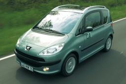 Peugeot 1007 1.6 автомат : Рафаиловичи, Черногория