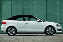 Audi A3 TFSI Cabrio 2.0 автомат кабриолет : Бечичи, Черногория