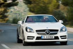 Mercedes SLK250 CGI 2.5 автомат кабриолет : Будванская ривьера, Черногория