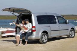 Volkswagen Caddy 1.9 автомат : Бечичи, Черногория