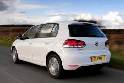 Volkswagen Golf VI 1.6 автомат : Бечичи, Черногория