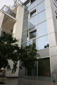 Фасад дома. M-Club 3* в Приеворе