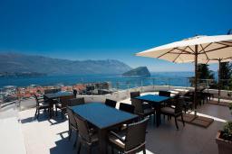 Терраса. Alexandar Luxury Suites & Spa 4* в Будве