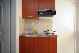 Студия (гостиная+кухня). Бечичи, Черногория, Бечичи : Двухместная студия с террасой (№1 Studio 02)