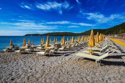 Ближайший пляж. Poseidon 3* в Будве