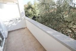 Балкон. Будванская ривьера, Черногория, Петровац : Студия для 2-3 человек, с балконом