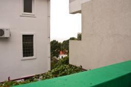 Будванская ривьера, Черногория, Петровац : Комната на 2 персоны, с кондиционером, видом на море, с общей кухней