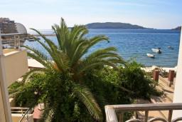 Рафаиловичи, Черногория, Рафаиловичи : Уютный апартамент для семьи из 2-4 человек на набережной Рафаиловичи с видом на набережную и море
