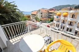 Будванская ривьера, Черногория, Рафаиловичи : Комната на 2 персоны с видом на море, 50 метров от пляжа
