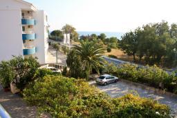 Вид на море. Бечичи, Черногория, Бечичи : Апартаменты в Бечичи с видом на море