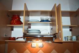Кухня. Бечичи, Черногория, Бечичи : Студия в 250 метрах от моря