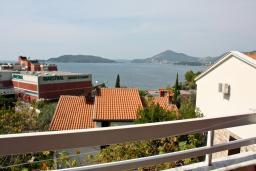 Вид на море. Будванская ривьера, Черногория, Пржно : Комната на 2 персоны с кондиционером, с видом на море