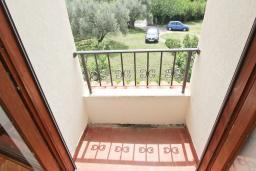 Балкон. Будванская ривьера, Черногория, Булярица : Апартаменты с отдельной спальней, с 2-мя балконами