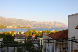 Вид. Будванская ривьера, Черногория, Будва : Студия c видом на море, 100 метров от пляжа