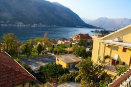 Вид на море. Боко-Которская бухта, Черногория, Доброта : Апартамент в Доброте c видом на море