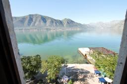 Боко-Которская бухта, Черногория, Доброта : Комната на 2 персоны с кондиционером, у моря, с видом на залив