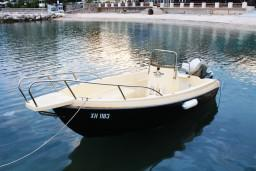 Моторная лодка REFILL : Будванская ривьера, Черногория