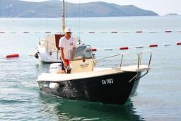 Моторная лодка REFILL : Боко-Которская бухта, Черногория