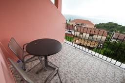 Балкон. Будванская ривьера, Черногория, Каменово : Студия с балконом видом на море