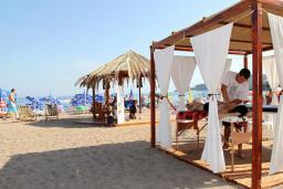 Ближайший пляж. Dolce Vita 4* в Бечичи