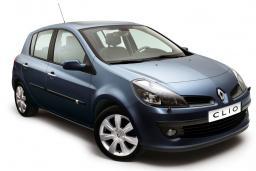 Renault Clio 1.6 механика : Будванская ривьера, Черногория