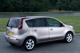 Nissan Note 1.6 автомат : Будванская ривьера, Черногория
