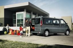 Renault Trafic 2.0 механика : Бечичи, Черногория