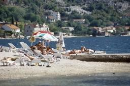 Пляж Теута / Teuta hotela в Рисане