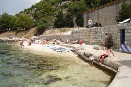 Пляж Подсимитер / Podsimiter в Перасте