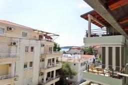 Вид на море. Рафаиловичи, Черногория, Рафаиловичи : Студия в Рафаиловичи в 150 метрах от моря