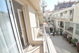 Балкон. Рафаиловичи, Черногория, Рафаиловичи : Апартамент 2 спальни на берегу Рафаиловичей