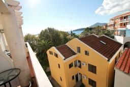 Вид на море. Рафаиловичи, Черногория, Рафаиловичи : Уютная студия в 10 метрах от моря