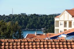 Вид. Бечичи, Черногория, Бечичи : Апартаменты с 1 спальней и балконом