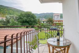 Балкон. Будванская ривьера, Черногория, Бечичи : Студия для 3 человек