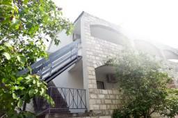 Фасад дома. BCVO в Бечичи